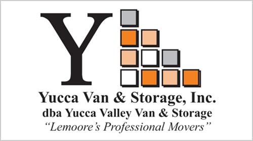 Yucca Valley Van U0026 Storage